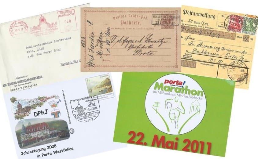 Briefe und Karten